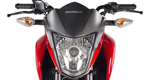 moto honda cb125f twister 125cc incluye matricula