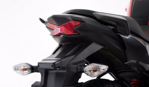 moto honda cb160f 160cc año 2018