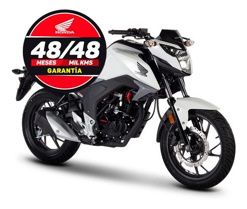 moto honda cb160f 2020 5 velocidades incluye casco homologad