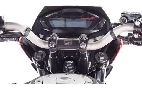 moto honda cb160f 2020 transmisión perfect sync® 5 velocidad