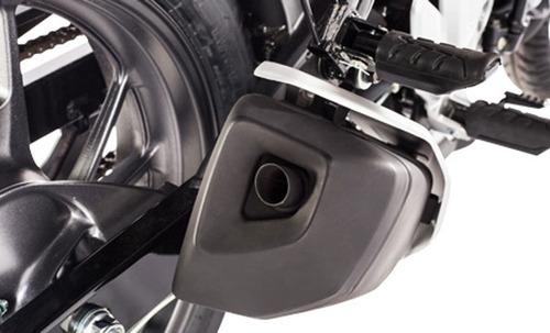 moto honda cb160f 2020 unica garantia 48 meses + matricula