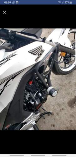 moto honda cb160f