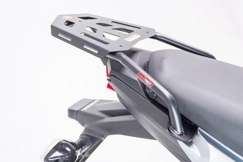 moto honda cb160f soporte para maleta(parrilla) fire parts