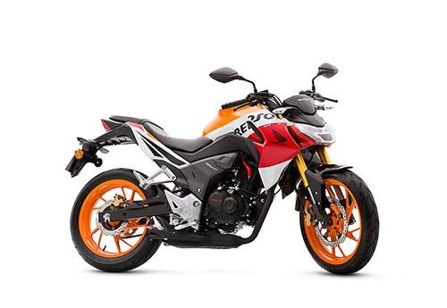 moto honda cb190r repsol 190cc año 2020