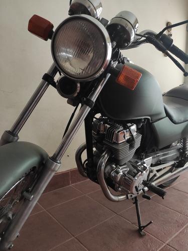 moto honda cb250 - mod 92 - muy cuidada