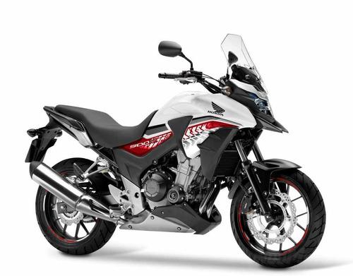 moto honda cb500x 500cc año 2018