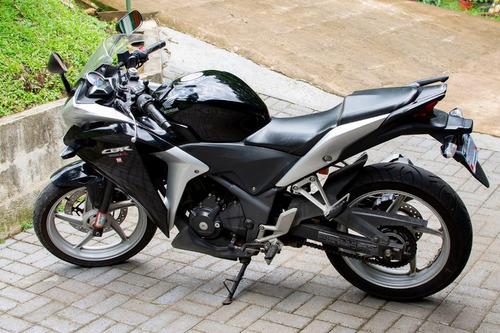 moto honda cbr 2012 250cc