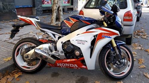 moto honda cbr1000rr hrc 2011 excelente estado yoshimura