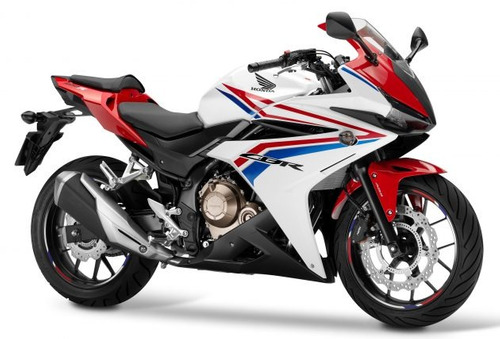 moto honda cbr500r 500cc año 2018