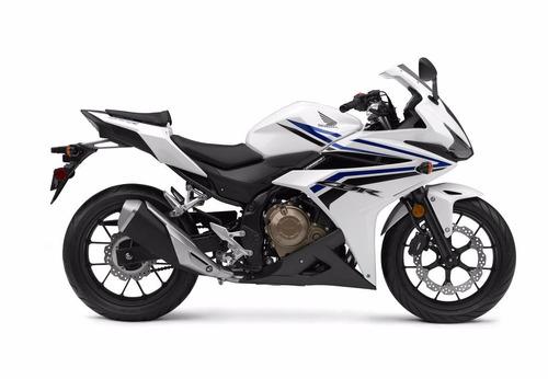 moto honda cbr500r año 2016