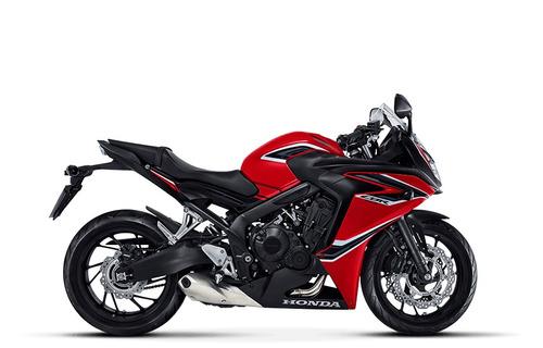 moto honda cbr650f 19/19 zero pronta entrega 3 anos garantia