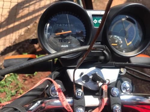 moto honda cg 150 job  ano 2008  triciclo