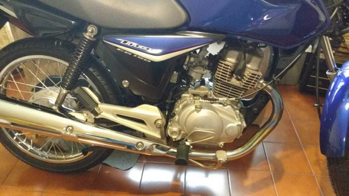 moto honda cg 150 titán 2014 | único dueño. sin uso!