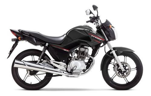 moto honda cg titan 150 0km $ 50000 + cuotas 12/18 c/tarjeta