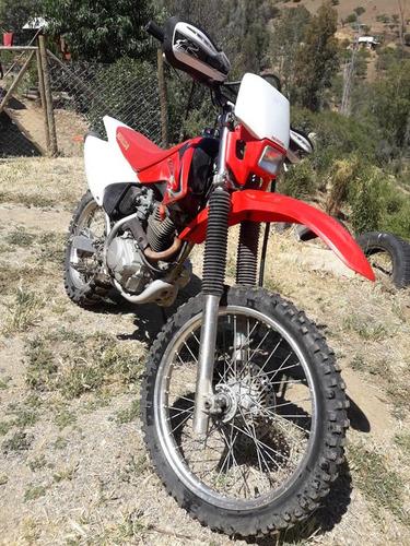 moto honda crf 230, año 2012, partida eléctrica