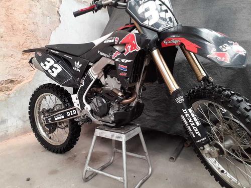moto honda crf 250