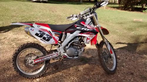moto honda crf 250x ano 2012