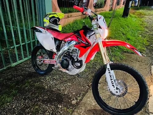 moto honda  / crf 450 x