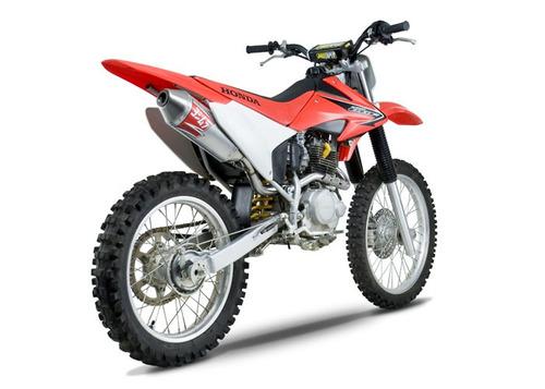 moto honda crf230 año 2018 230cc rojo
