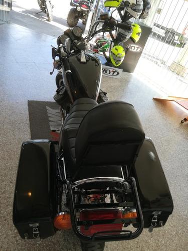 moto honda cx 500 custon unica en el pais