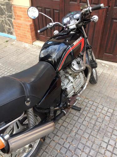 moto honda cx500