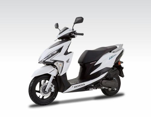 moto honda elite 125 cc año 2018