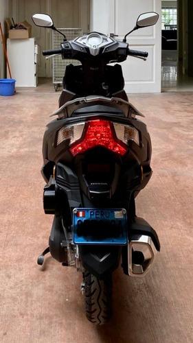 moto honda elite 2019 ·· modelo 2019 casi nueva