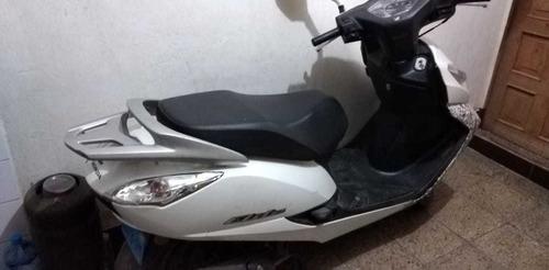 moto honda élite