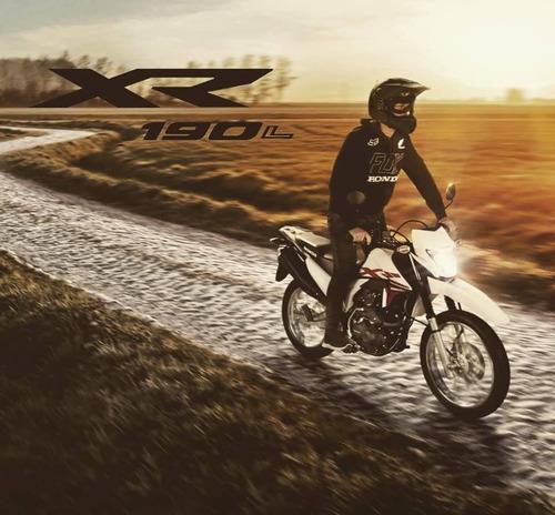moto honda enduro motos