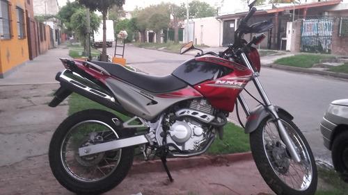 moto honda falcon 400 perfecto estado