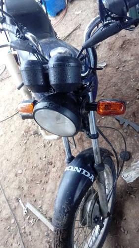 moto honda fan 125