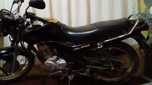 moto honda gl 150 nueva