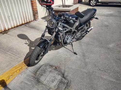 moto honda interceptor 750 cc 1984