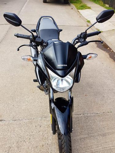 moto honda invicta 150 cc año 2014 570 km
