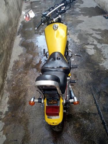 moto honda magna tipo cruiser/ 2000 vds