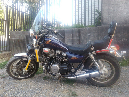 moto honda magna vf 750cc