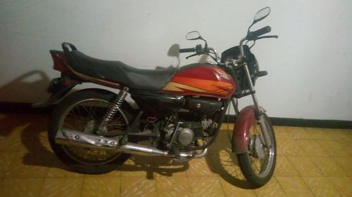 moto honda modelo