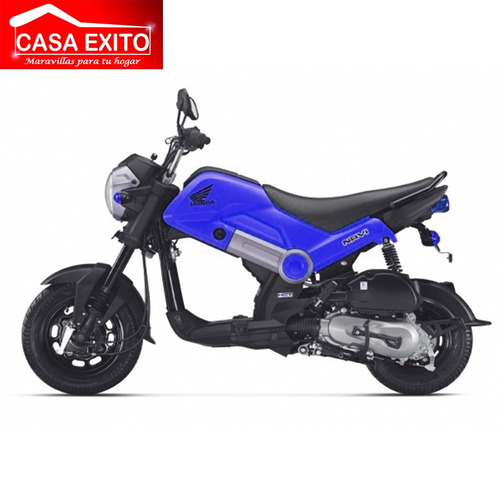 moto honda navi 110cc año 2018 color ne/ro/ama/az