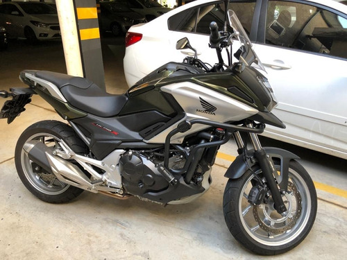 moto honda nc750x abs 2018/2019 adquirida em 10/04/2019