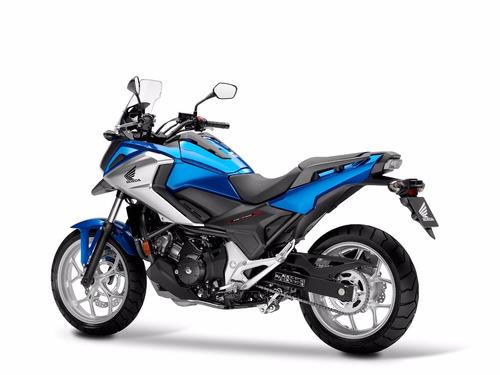 moto honda nc750x  año 2016