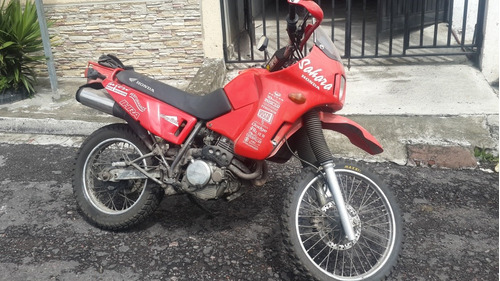 moto honda sahara 450 cc modelo 98