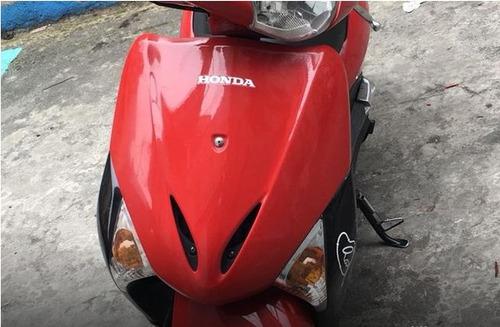 moto honda scooter