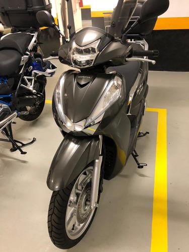 moto honda sh-300 2016 !! baixíssima km 800!!