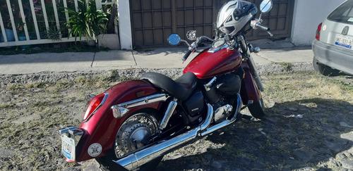 moto honda shadow aero 750 cc americana legalizada  mod.2005