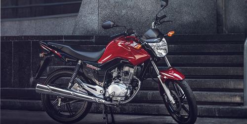 moto honda titan 150 motos