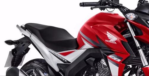 moto honda twister 250 0km mod 2019 ficia c/tarjeta 12/18