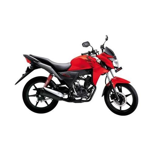 moto honda twister cb125f 125cc año 2020 color ne/ ro/ bl