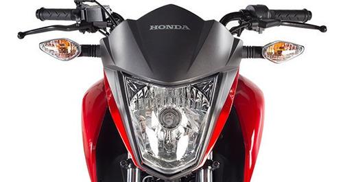 moto honda twister cb125f motor och 4 tiempos + matricula