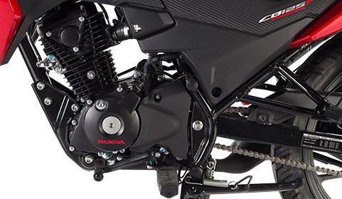 moto honda twister cb125f motor tiempos matricula + casco