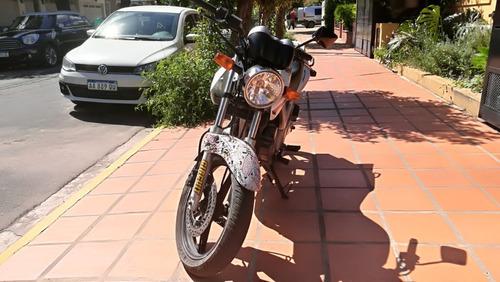 moto honda twister cbx 250 2011 2 mano blanca